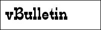 BOLD FONT DATELINE